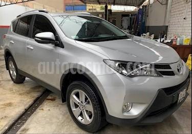 Toyota Rav4 2.0L 4x2 usado (2015) color Plata precio $5,200