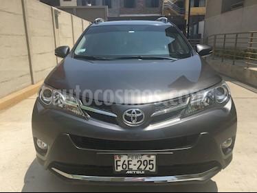 Toyota Rav4 2.0 4x2 Aut usado (2013) color Gris precio $4,200