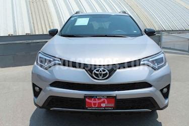 Foto venta Auto usado Toyota RAV4 SE 4WD (2018) color Plata precio $485,000