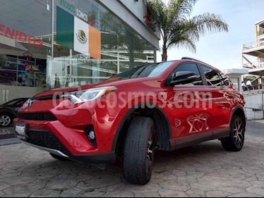 Foto venta Auto usado Toyota RAV4 SE 4WD (2017) color Rojo precio $398,000