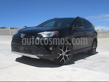 Foto venta Auto usado Toyota RAV4 SE 4WD (2016) color Negro precio $360,000