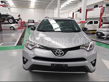 Foto venta Auto usado Toyota RAV4 SE 4WD (2018) color Gris precio $495,000