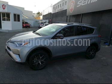 Foto venta Auto usado Toyota RAV4 SE 4WD (2018) color Plata precio $479,000