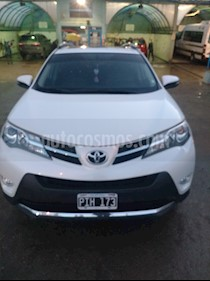 Foto venta Auto Usado Toyota RAV4 VX 4x2 Aut Full (2015) color Blanco precio $550.000