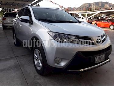 Foto venta Auto usado Toyota RAV4 VX 4x4 Aut Full  (2013) color Gris Claro precio $915.000