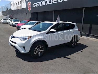 Foto venta Auto usado Toyota RAV4 XLE 4WD (2016) color Blanco precio $359,000