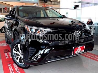 Foto venta Auto usado Toyota RAV4 XLE 4WD (2018) color Negro precio $399,000