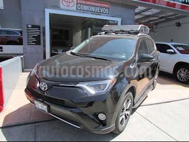 Foto venta Auto usado Toyota RAV4 XLE 4WD (2016) color Negro precio $330,000