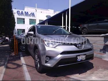 Foto venta Auto usado Toyota RAV4 XLE 4WD (2016) color Plata precio $324,500
