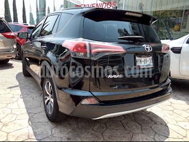 Foto venta Auto usado Toyota RAV4 XLE 4WD (2016) color Negro precio $280,000