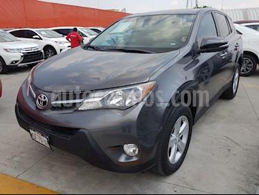 Foto venta Auto usado Toyota RAV4 XLE 4WD (2014) color Gris Oscuro precio $299,000