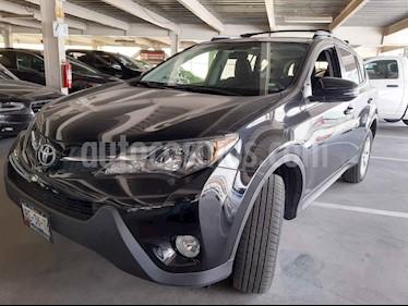 Foto venta Auto usado Toyota RAV4 XLE 4WD (2013) color Negro precio $260,000