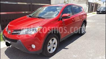 Foto venta Auto usado Toyota RAV4 XLE 4WD (2015) color Rojo precio $265,000