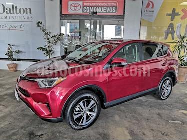 Foto venta Auto usado Toyota RAV4 XLE Plus 4WD (2018) color Rojo precio $445,000