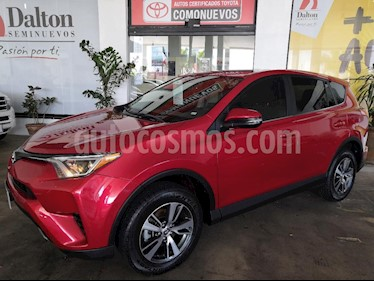 Foto venta Auto usado Toyota RAV4 XLE Plus 4WD (2017) color Rojo precio $394,000