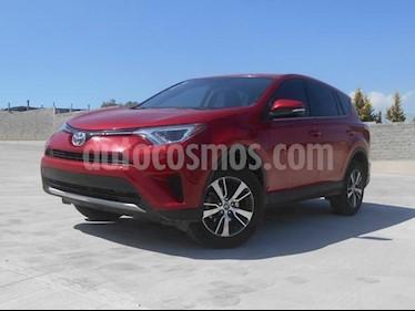 Foto venta Auto usado Toyota RAV4 XLE Plus 4WD (2016) color Rojo precio $320,000