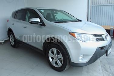 Foto venta Auto usado Toyota RAV4 XLE  (2015) color Plata precio $287,000