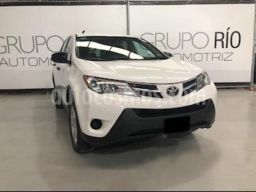 Foto venta Auto usado Toyota RAV4 XLE (2014) color Blanco precio $256,000