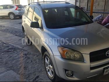 Foto Toyota RAV4 XLE  usado (2009) color Plata precio $115,000