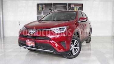 Foto venta Auto usado Toyota RAV4 XLE  (2018) color Rojo precio $405,000