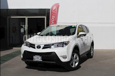 Foto venta Auto usado Toyota RAV4 XLE  (2014) color Blanco precio $269,000
