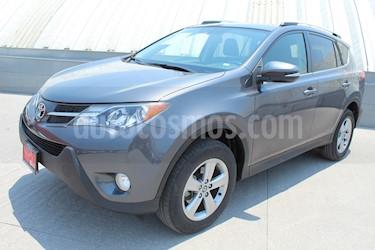 Foto venta Auto usado Toyota RAV4 XLE (2015) color Gris Oscuro precio $315,000