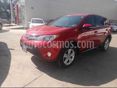 Foto venta Auto usado Toyota RAV4 XLE  (2013) color Rojo precio $225,000