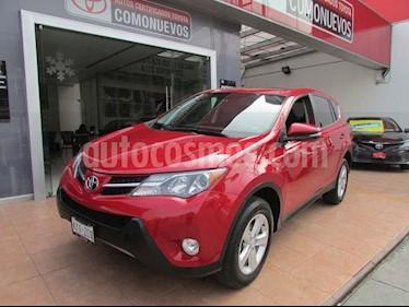 Foto venta Auto Seminuevo Toyota RAV4 XLE  (2013) color Rojo precio $235,000