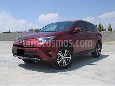 Foto venta Auto usado Toyota RAV4 XLE (2018) color Rojo precio $378,000