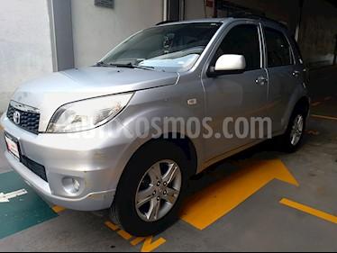 Foto venta Auto usado Toyota Rush 1.5L (2009) color Gris Plata  precio $129,000