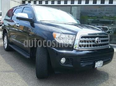 Foto venta Auto usado Toyota Sequoia 5p Platinum V8/5.7 Aut (2014) color Negro precio $415,000