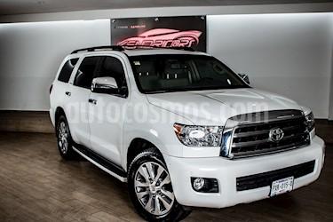 Foto venta Auto usado Toyota Sequoia Limited (2015) color Blanco precio $795,000