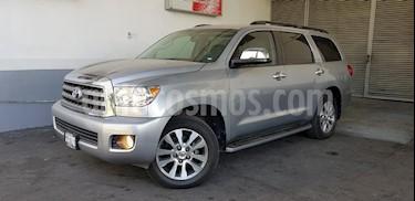 Foto venta Auto Seminuevo Toyota Sequoia Limited (2016) color Plata precio $569,900