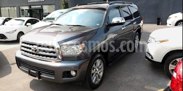 Foto venta Auto usado Toyota Sequoia Limited (2013) color Gris precio $389,000
