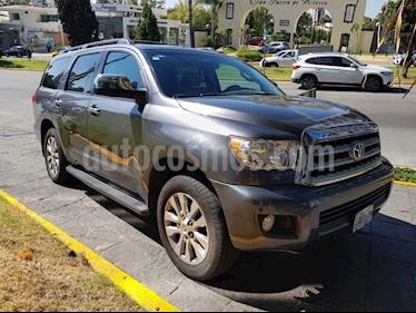 Foto venta Auto Seminuevo Toyota Sequoia Limited (2012) color Gris precio $329,000