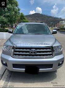 Toyota Sequoia Limited usado (2015) color Plata precio $420,000