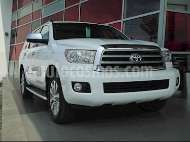 Toyota Sequoia Limited usado (2015) color Blanco precio $429,000