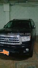 Toyota Sequoia Platinum usado (2008) color Negro precio $270,000