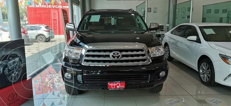 Toyota Sequoia Platinum usado (2013) color Negro precio $360,000