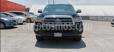 Toyota Sequoia Platinum usado (2011) color Negro precio $265,000