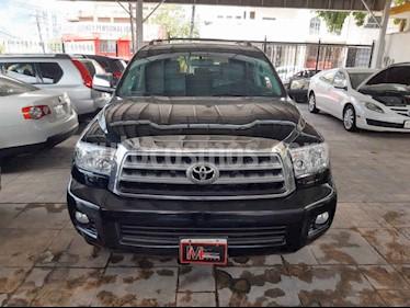 Toyota Sequoia SR5 usado (2008) color Negro precio $160,000
