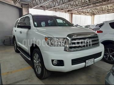 Toyota Sequoia Limited usado (2017) color Blanco precio $710,000