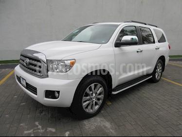 Toyota Sequoia Limited usado (2017) color Blanco precio $679,000