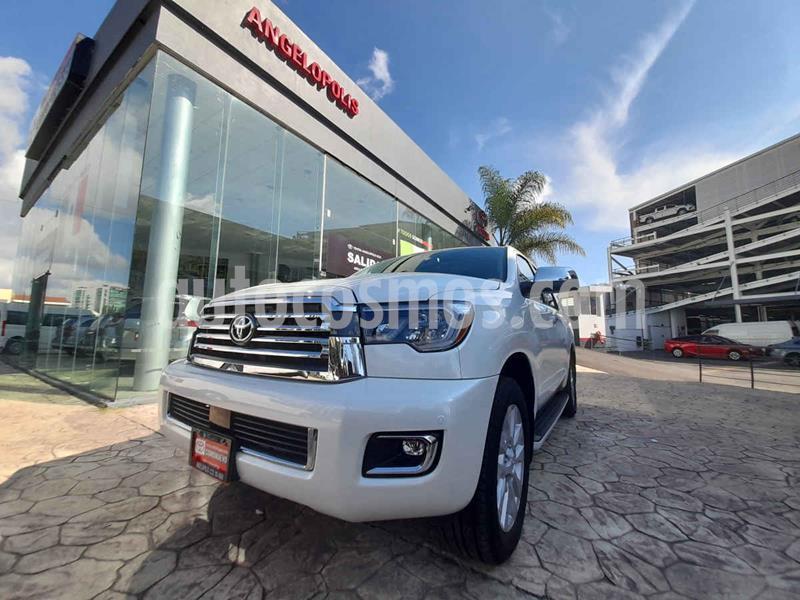Toyota Sequoia Platinum usado (2020) color Blanco precio $1,080,000