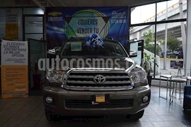 Foto venta Auto usado Toyota Sequoia Platinum (2017) color Cafe precio $678,000