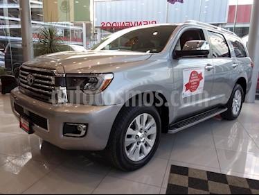 Foto venta Auto usado Toyota Sequoia Platinum (2019) color Plata precio $1,035,000
