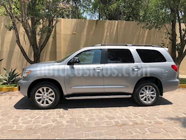 Toyota Sequoia Platinum usado (2017) color Plata precio $690,000
