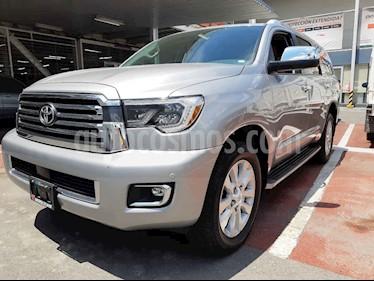 Foto venta Auto usado Toyota Sequoia Platinum (2019) color Plata precio $1,040,000