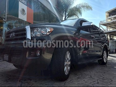 Foto venta Auto Seminuevo Toyota Sequoia Platinum (2014) color Gris precio $530,000