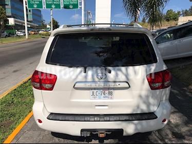 Foto venta Auto usado Toyota Sequoia Platinum (2010) color Beige precio $280,000